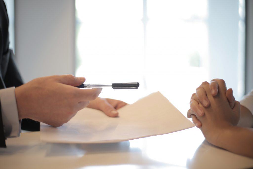 condiciones del contrato para traspasar de local